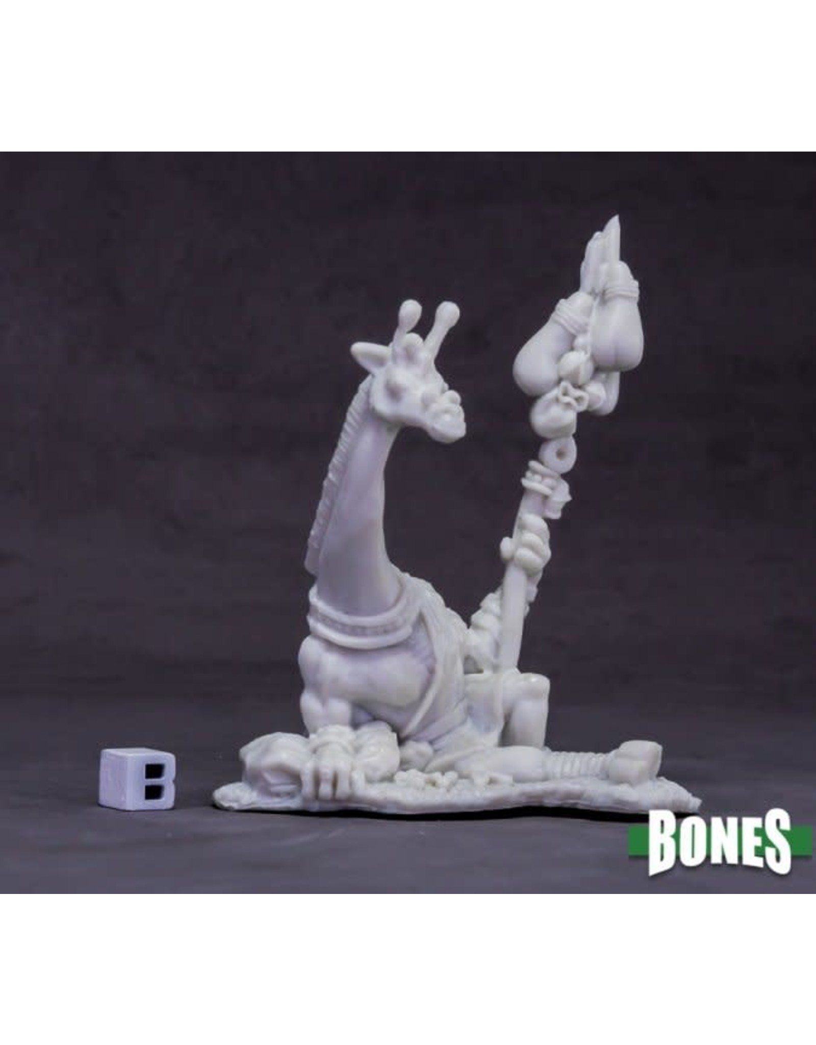 Reaper Miniatures Bones Avatar of Wisdom (Giraffe)