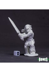 Reaper Miniatures Bones: Avatar of Courage (lion)