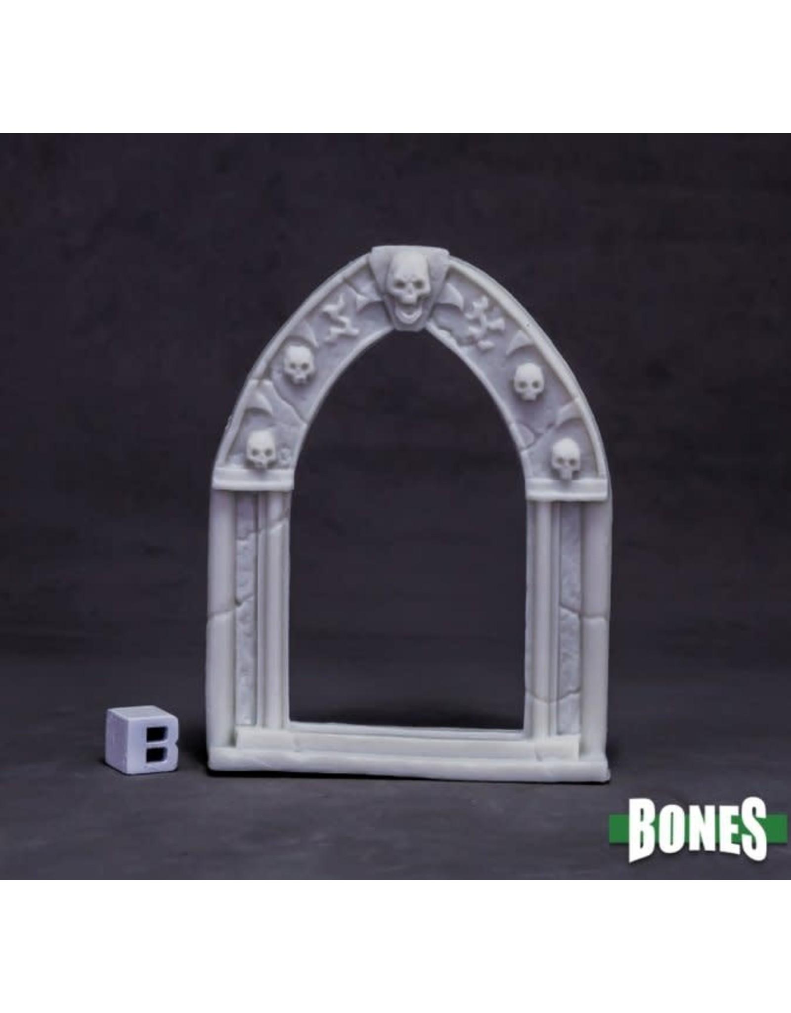 Reaper Miniatures Bones Graveyard Archway