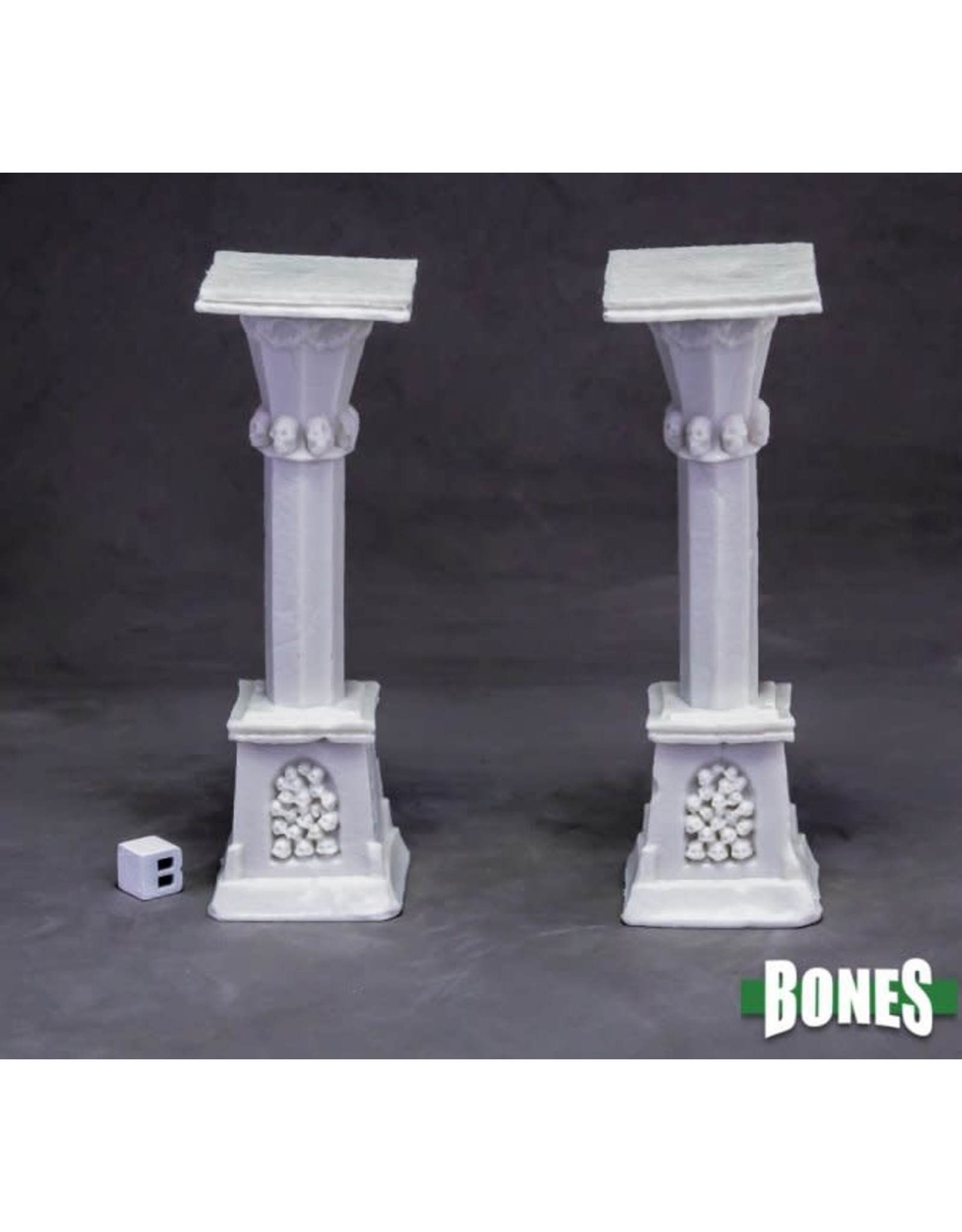 Reaper Miniatures Bones Graveyard Column (x2)