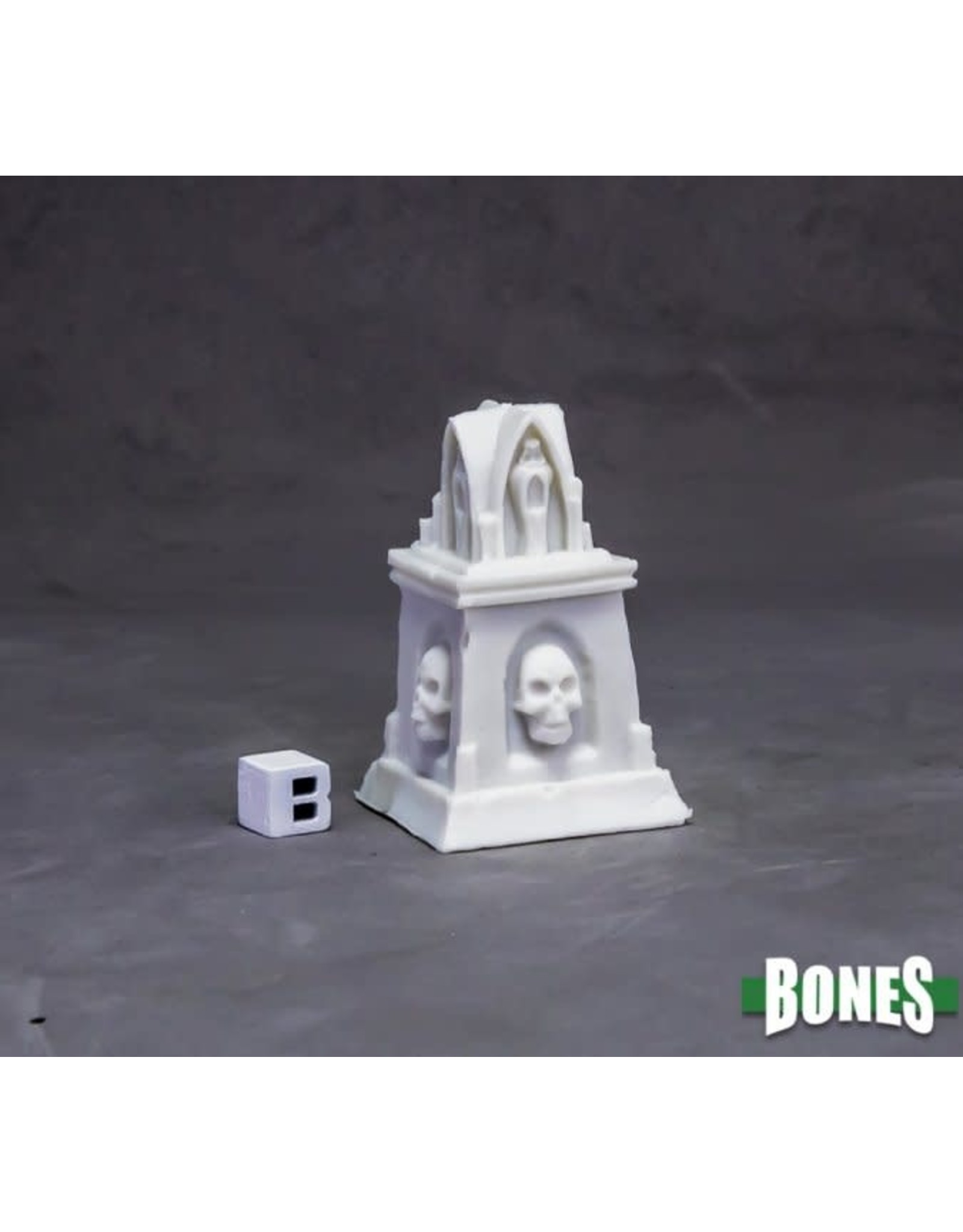 Reaper Miniatures Bones Graveyard Shrine