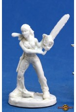 Reaper Miniatures Bones: Berkeley, Zombie Hunter