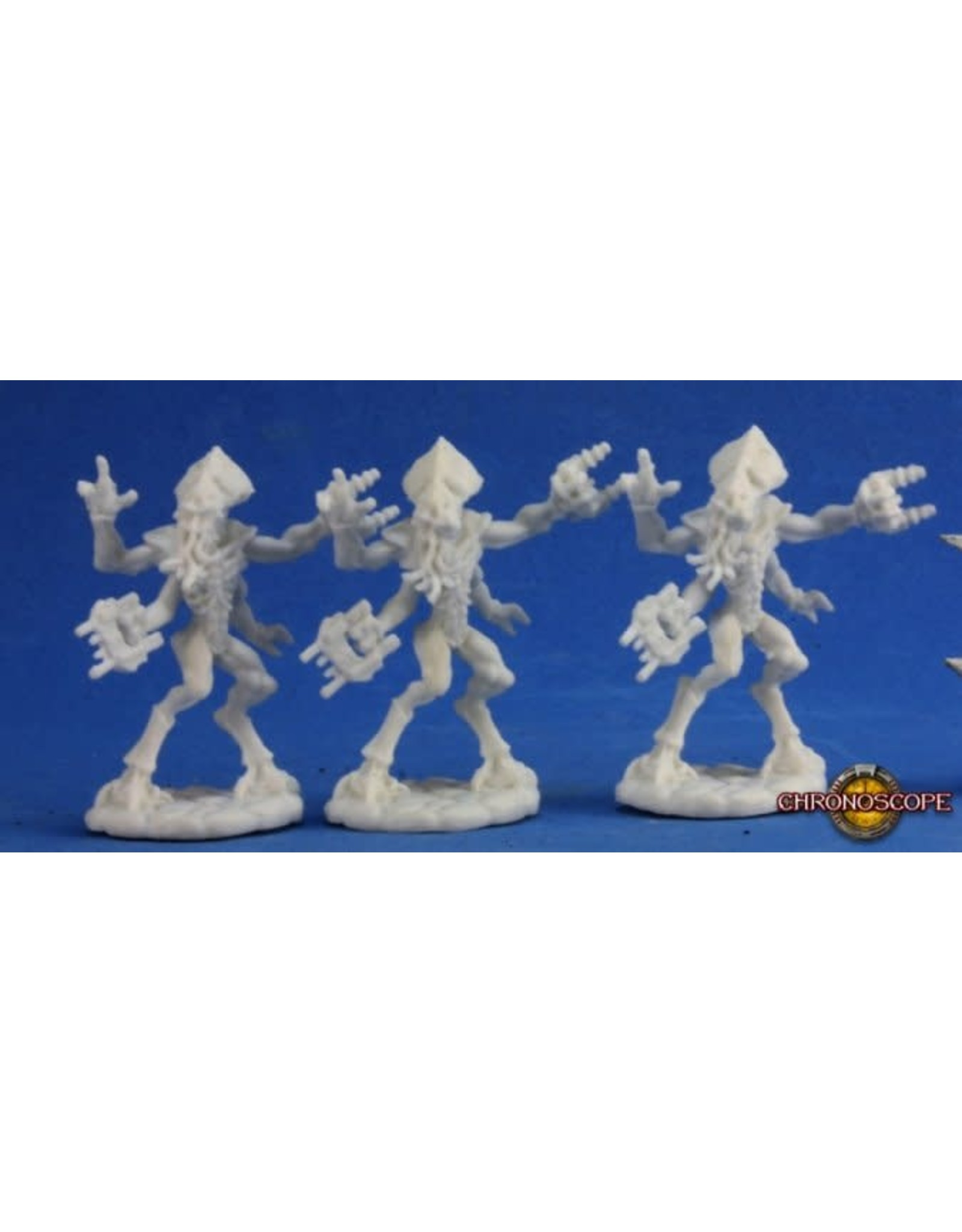 Reaper Miniatures Bones: Kulathi Invaders Two Guns (3)