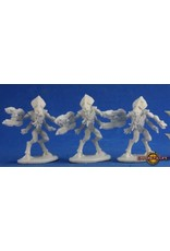 Reaper Miniatures Bones: Kulathi Invaders Right Handed (3)