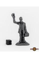 Reaper Miniatures Bones Occult Investigator: Physician