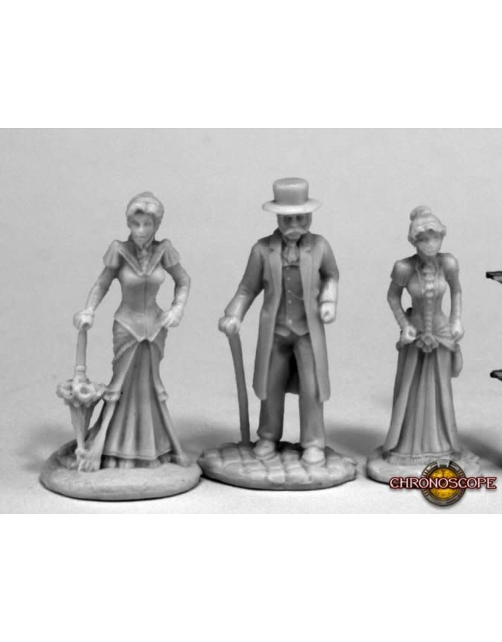 Reaper Miniatures Bones Victorians (3)
