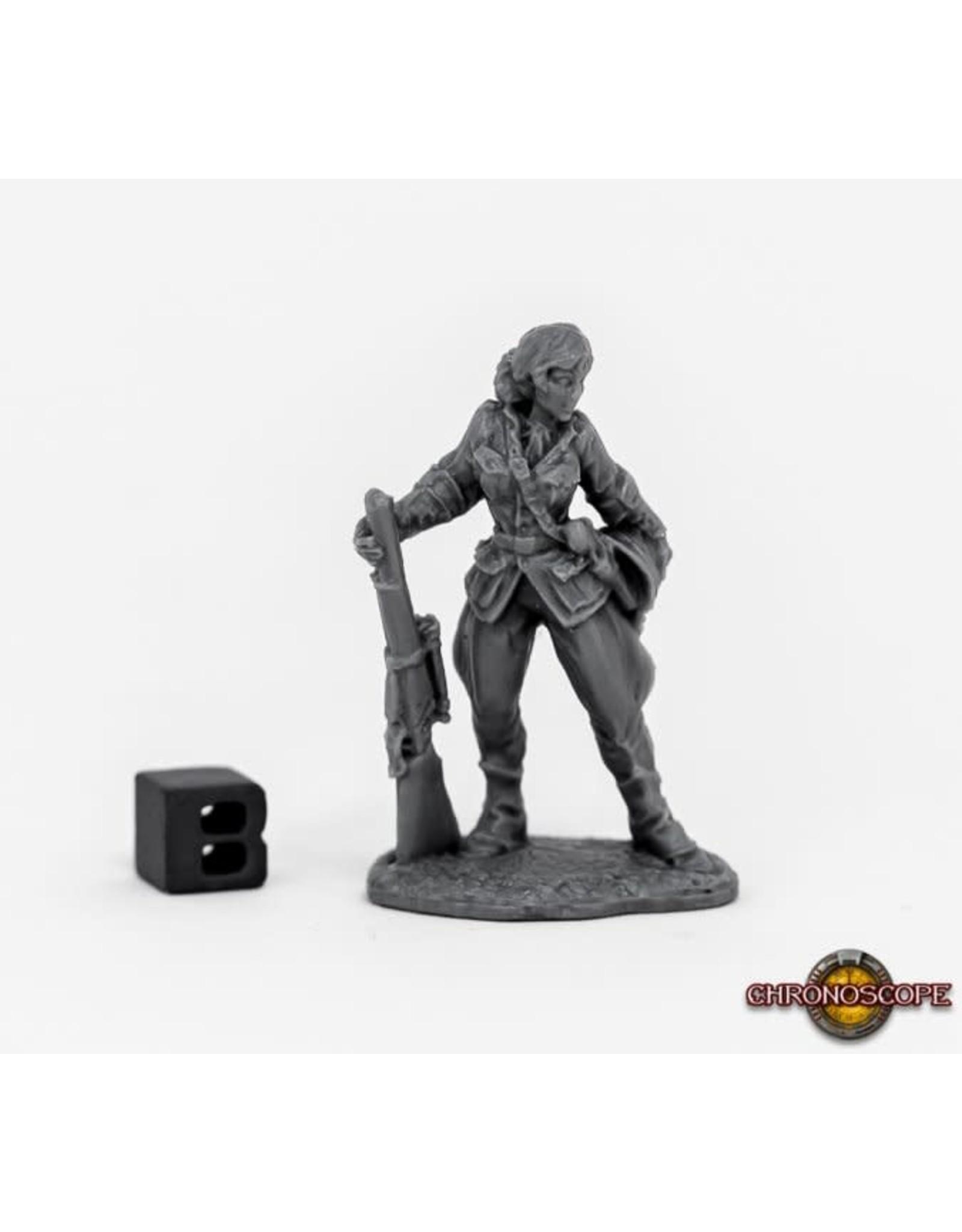 Reaper Miniatures Bones Jane Porter, Victorian Heroine