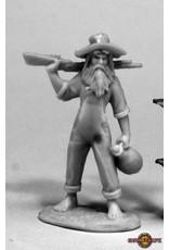 Reaper Miniatures Bones Hillbilly