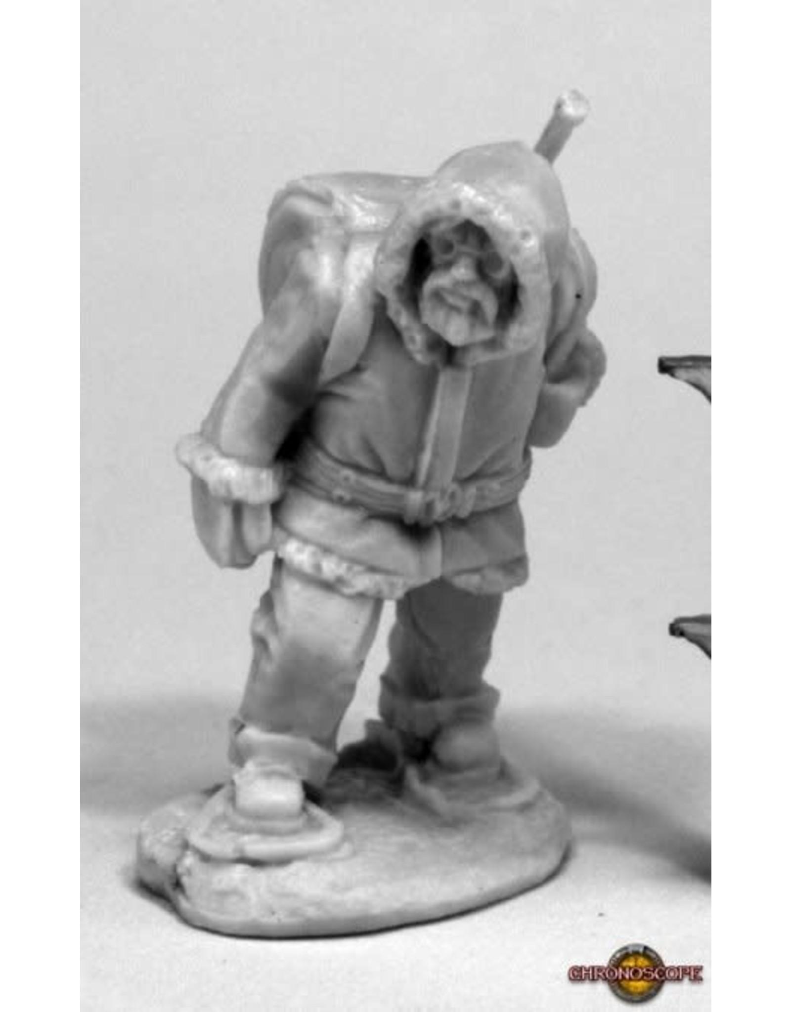Reaper Miniatures Bones Antarctic Explorer