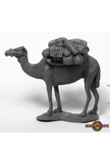 Reaper Miniatures Bones Camel w/ Pack