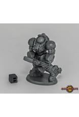 Reaper Miniatures Bones Blackstar Corsair Delta
