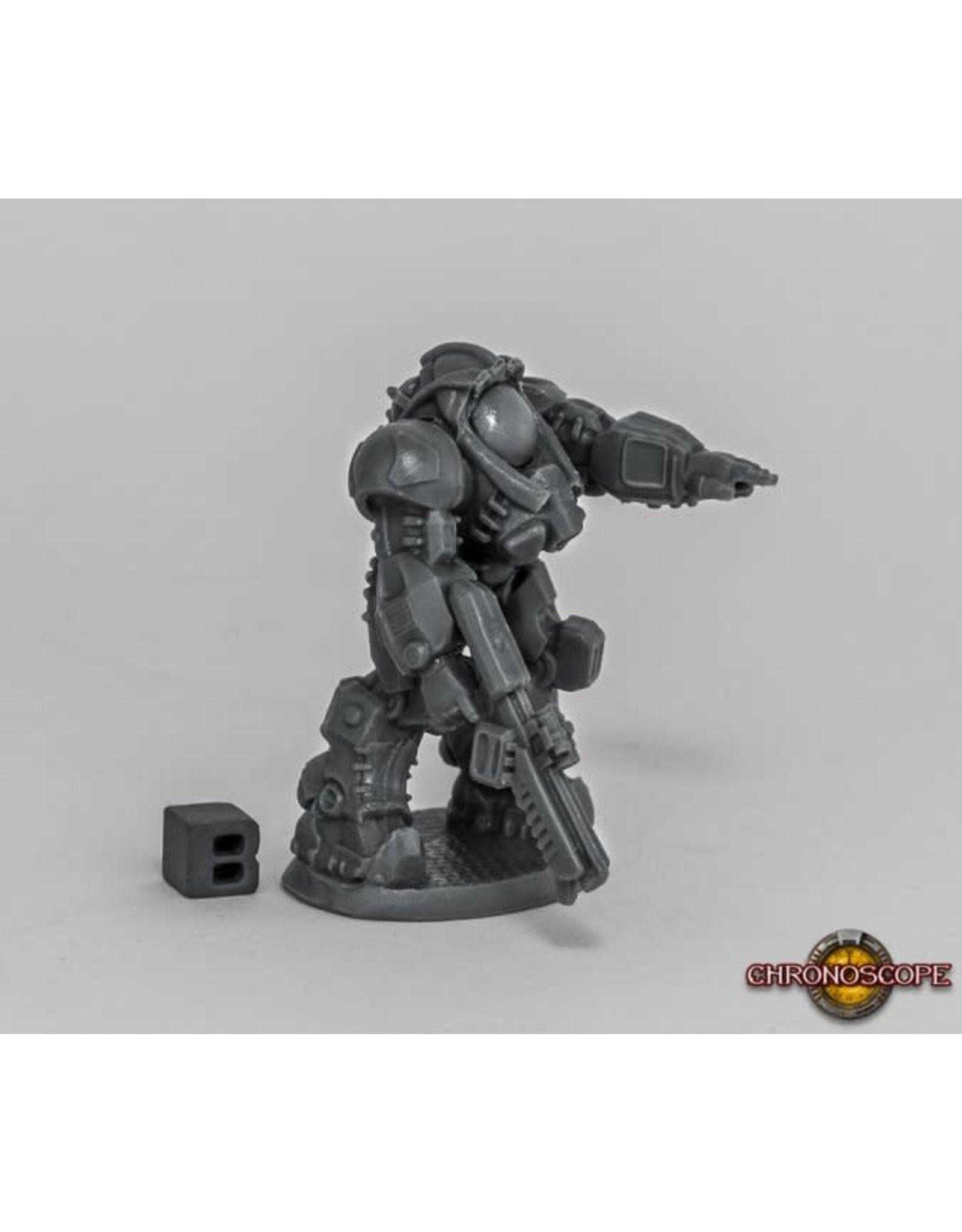 Reaper Miniatures Bones Blackstar Corsair Echo
