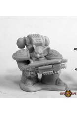 Reaper Miniatures Bones Space Mousling Looking Right