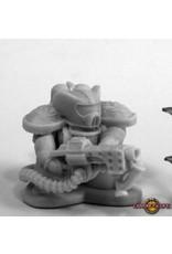 Reaper Miniatures Bones Space Mousling Flamer
