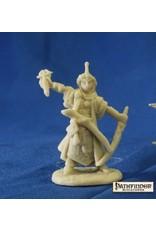 Reaper Miniatures Bones: Kyra, Iconic Cleric