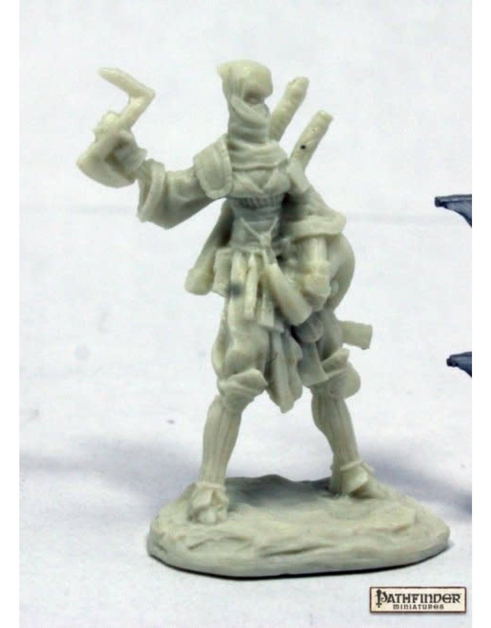 Reaper Miniatures Bones: Reiko, Iconic Ninja