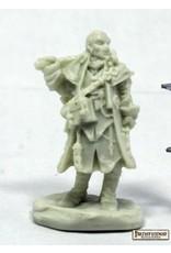 Reaper Miniatures Bones: Quinn, Iconic Investigator
