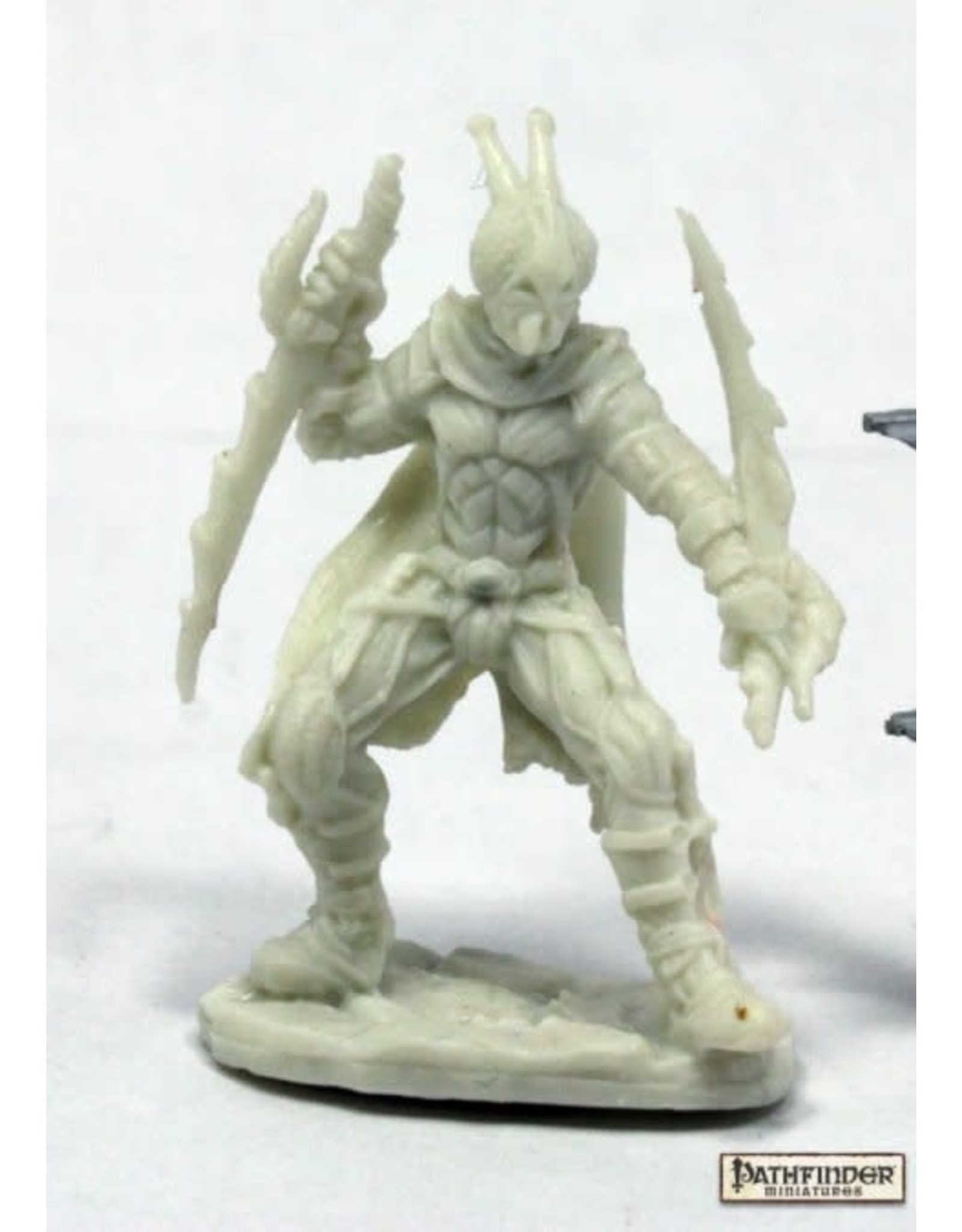 Reaper Miniatures Bones Red Mantis Assassin