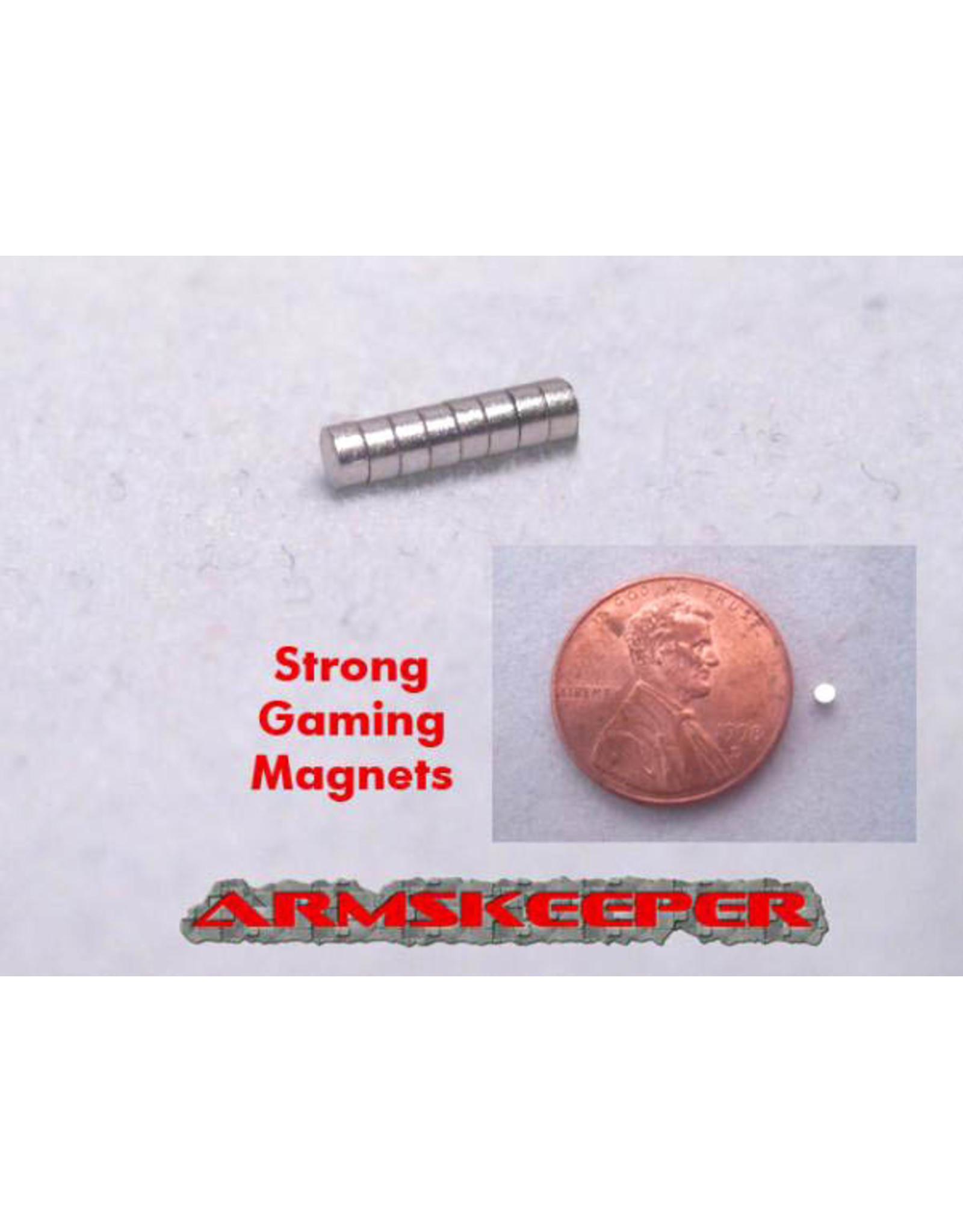 Armskeeper Magnets Small
