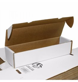 BCW 1000 count storage box (Pickup Only)