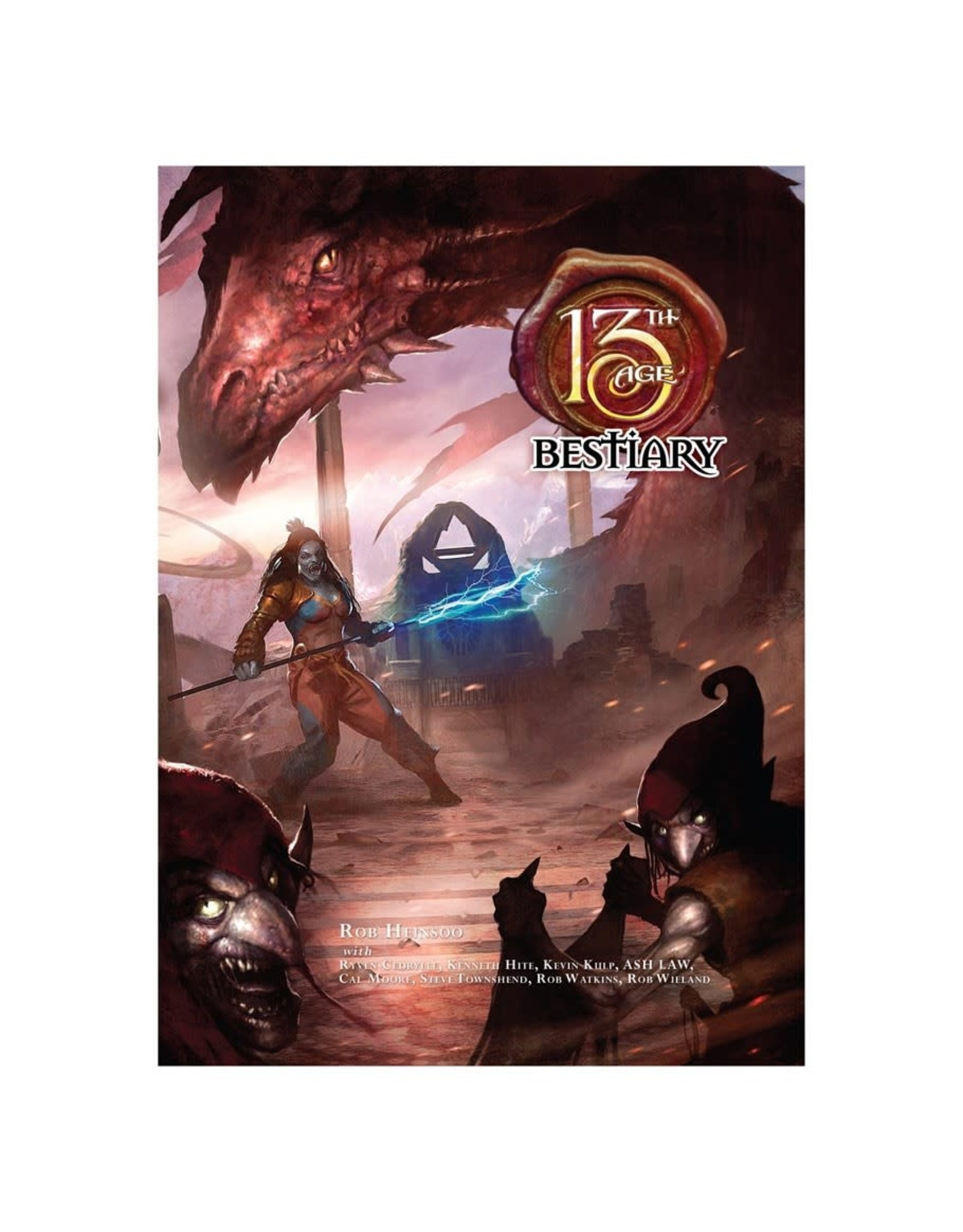 13th Age Bestiary: Hatchling Edition(HC)