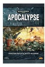 Games Workshop 40K APOCALYPSE BOOK (00P)