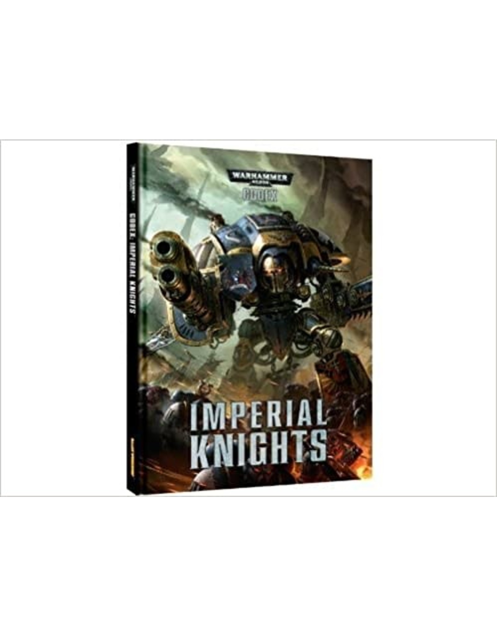 Games Workshop 40K: Imperial Knights Codex (English)