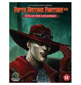 Goodman Games 5th ed Fantasy 8: Eye of the Leviathan