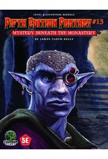 Goodman Games 5th ed Fantasy 8: Mystery Under the Monastery