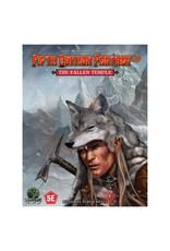 Goodman Games 5th ed Fantasy 9: The Fallen Temple