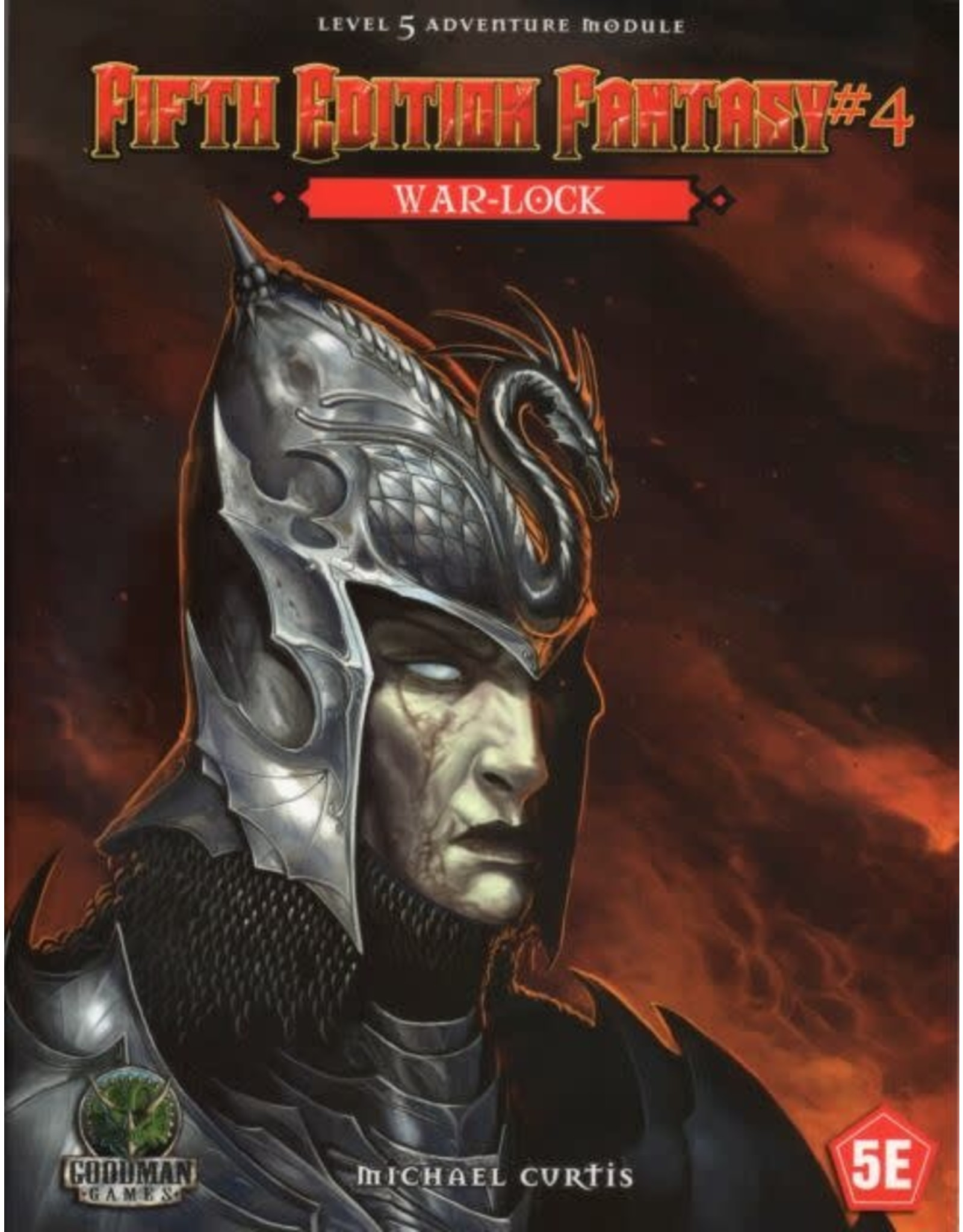 Goodman Games 5th Ed. Fantasy 4: War-Lock