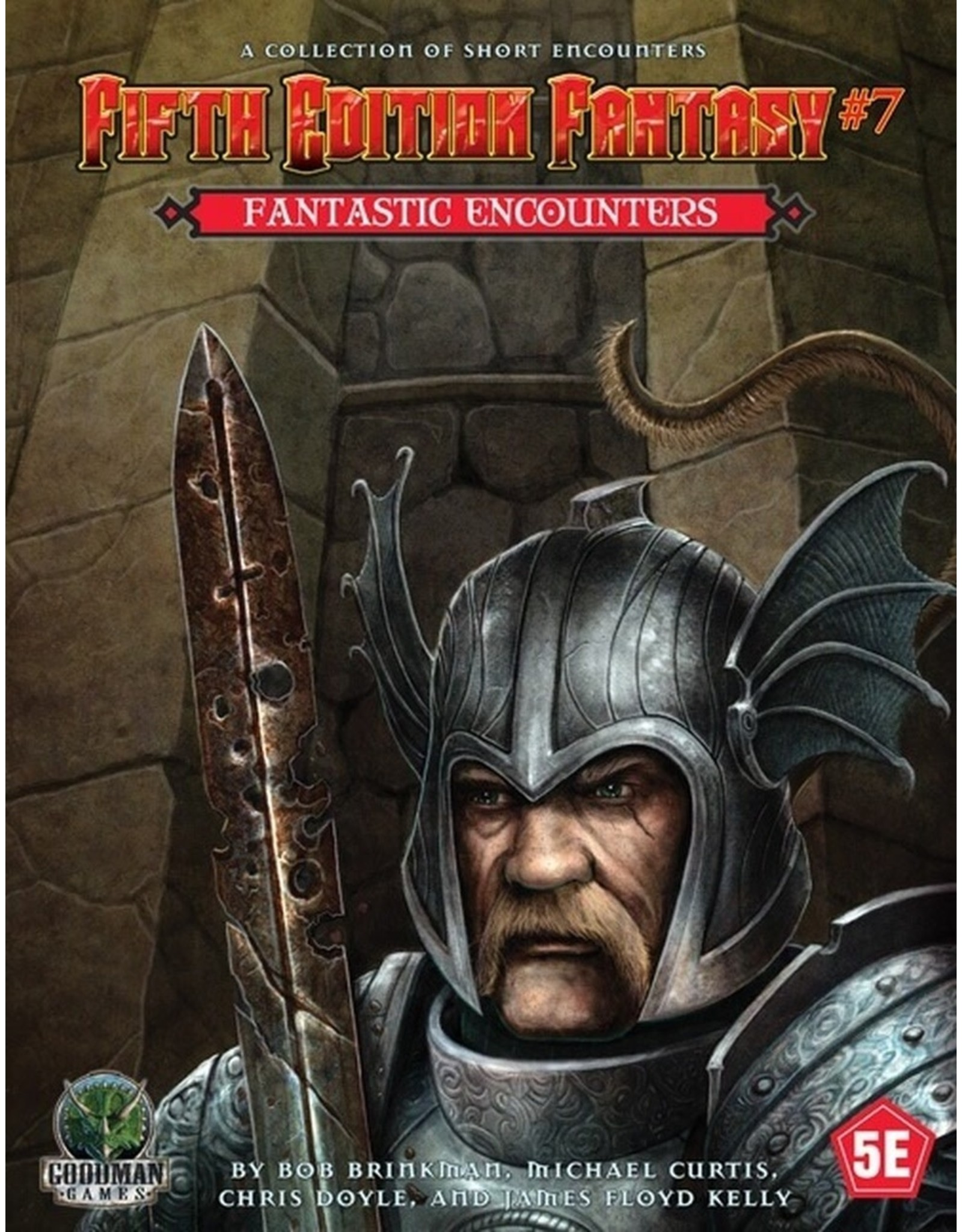 Goodman Games 5th Ed. Fantasy 7: Fantastic Encounters