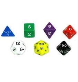 Koplow Games Jumbo Poly RPG dice
