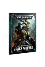 Games Workshop 8th Ed. Codex: Space wolves