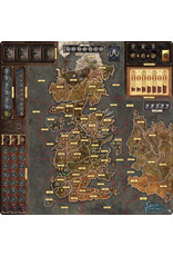 Fantasy Flight Games A Game of Thrones Board Game: 2nd Edition - Mother of Dragons Deluxe Gamemat