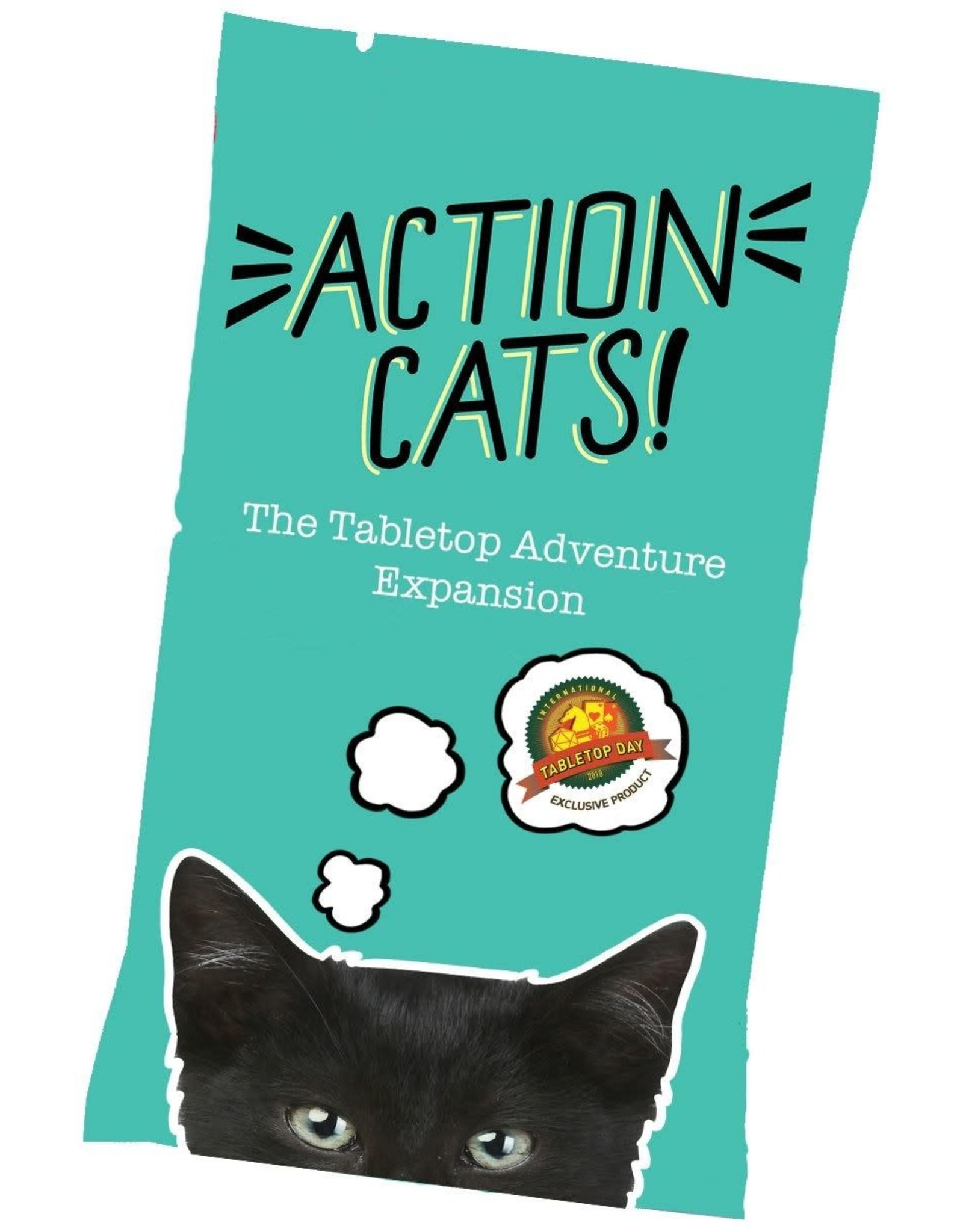 Action Cats (ITTD 2018)