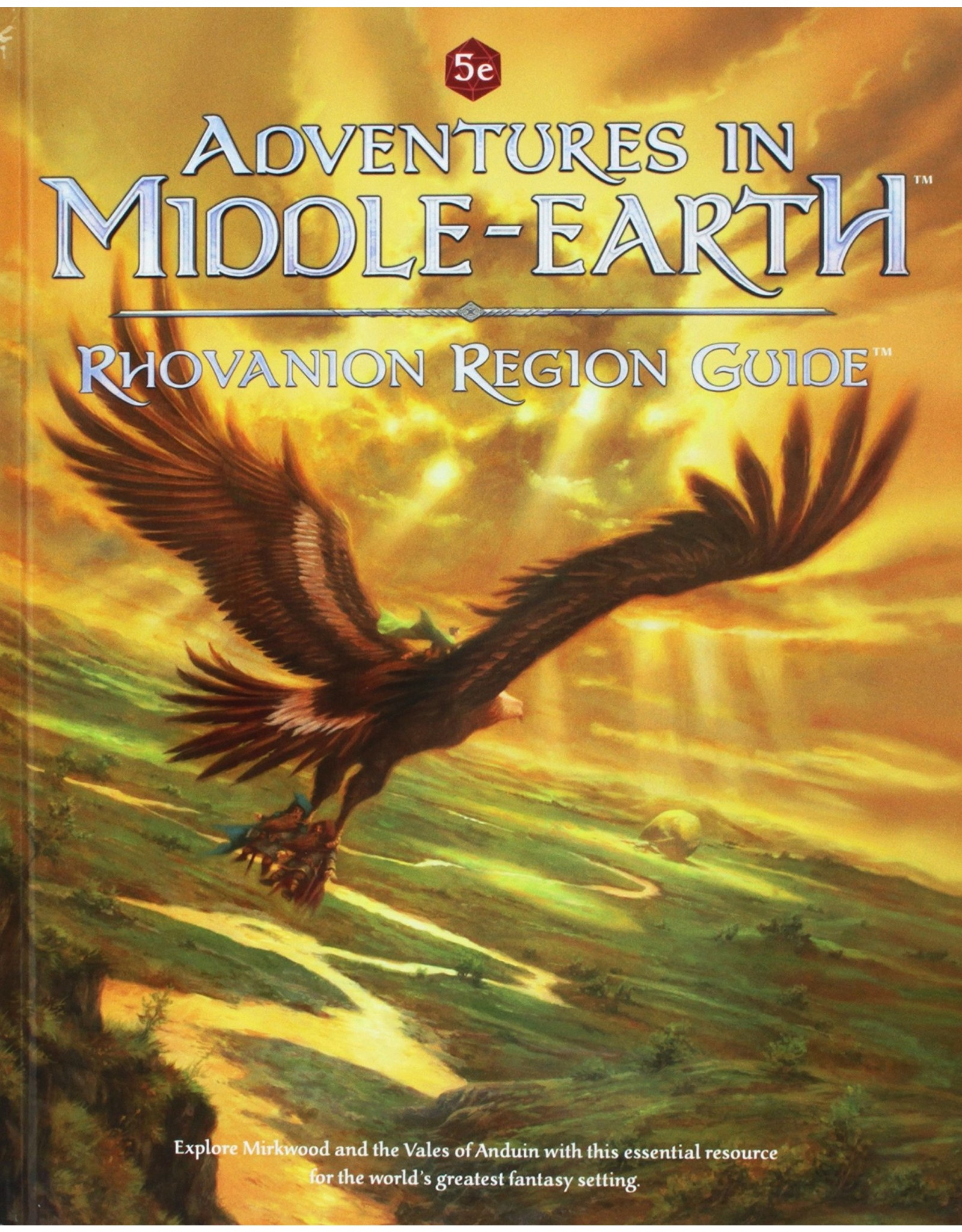 Adventuers in Middle Earth: Rhovanion Region Gd