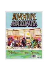 Adventure Maximus RPG: Master Screen