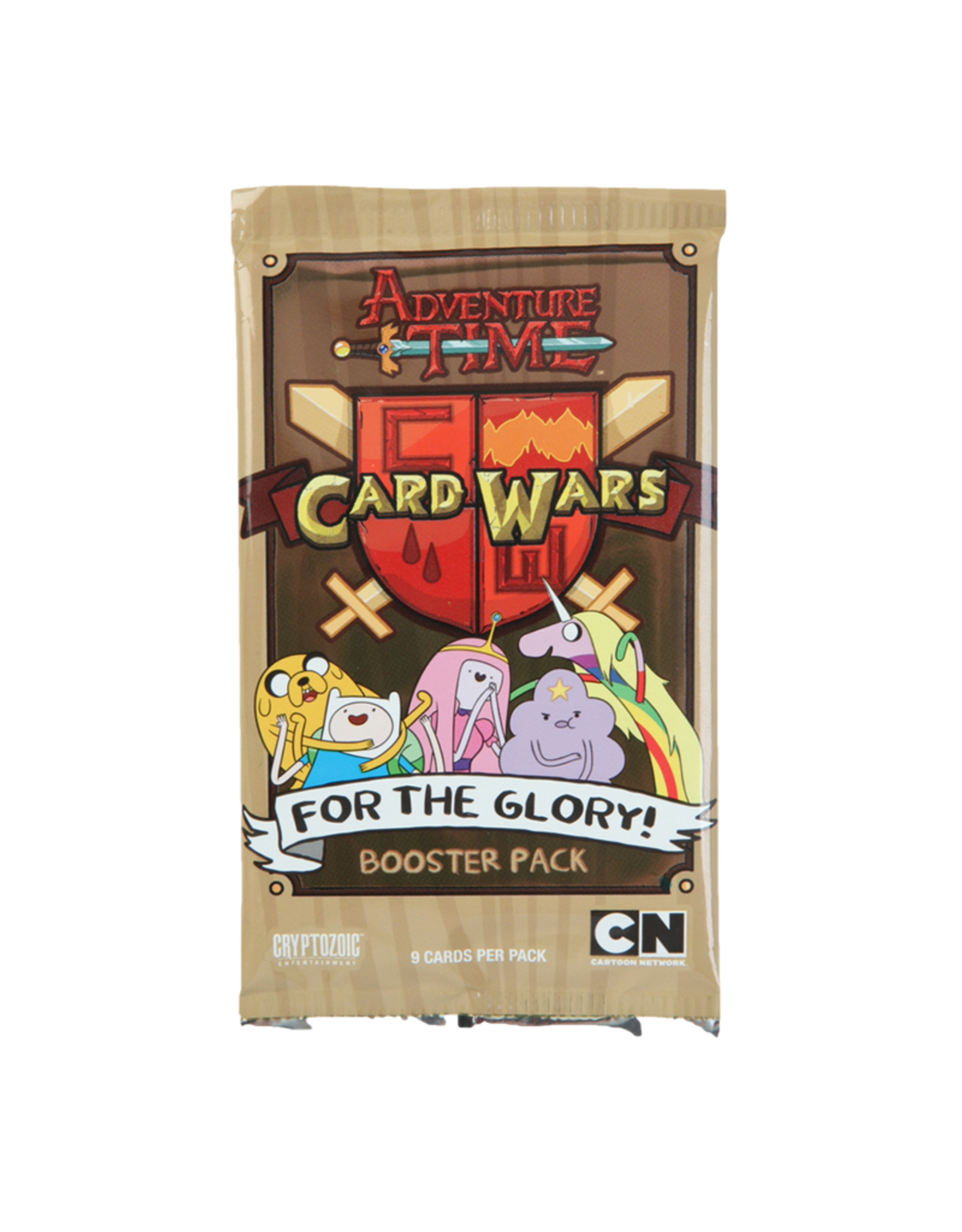 Cryptozoic Adventure Time Booster