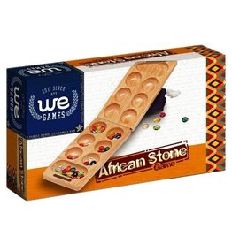Wood Expressions African Stone Game (Mancala)