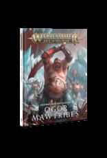 Games Workshop Age of Sigmar Battletome Ogor Mawtribes