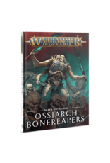 Games Workshop Age of Sigmar Battletome Ossiarch Bonereapers