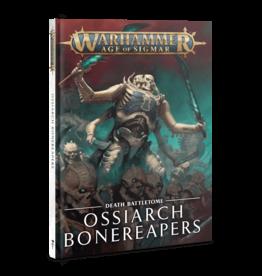 Games Workshop Age of Sigmar Battletome Ossiarch Bonereapers