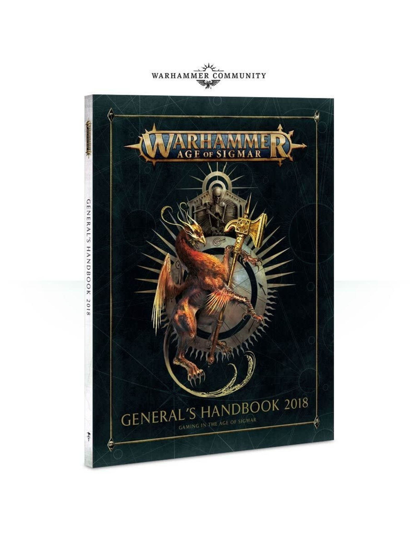 Games Workshop Age of Sigmar General's Handbook 2018