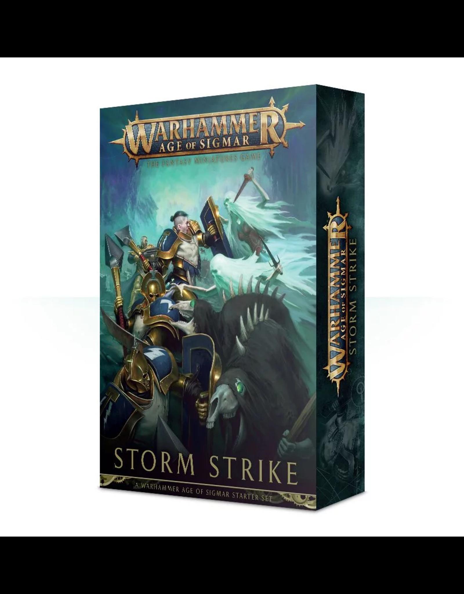 Games Workshop Age of Sigmar: Storm Strike Starter Set