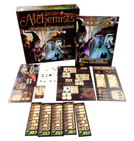 Czech Games Alchemists: The King's Golem Expansion