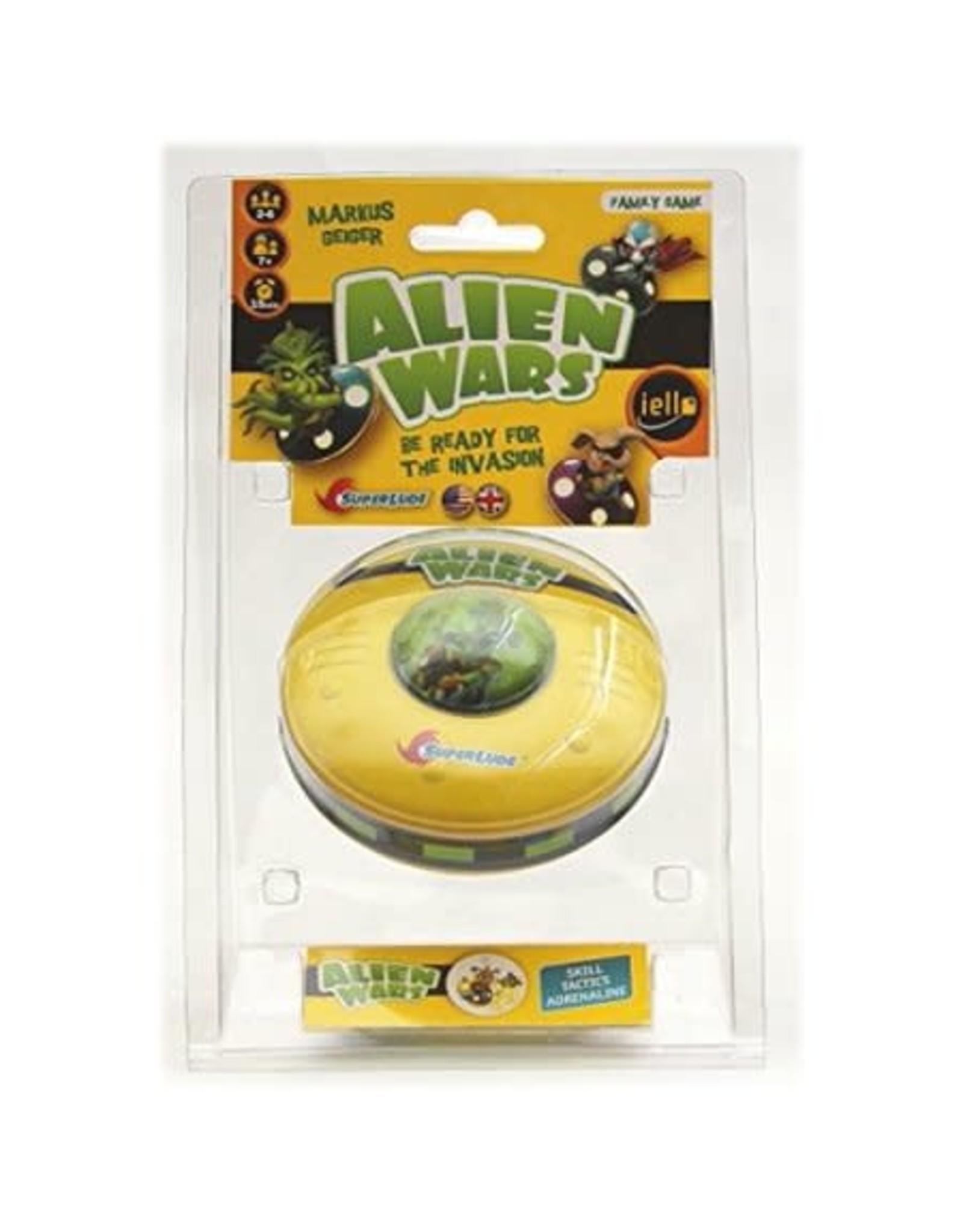 Iello Alien Wars