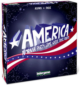 Bezier Games America: A Trivia Party Game Where Close Counts