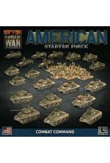 Battlefront Miniatures American Combat Command