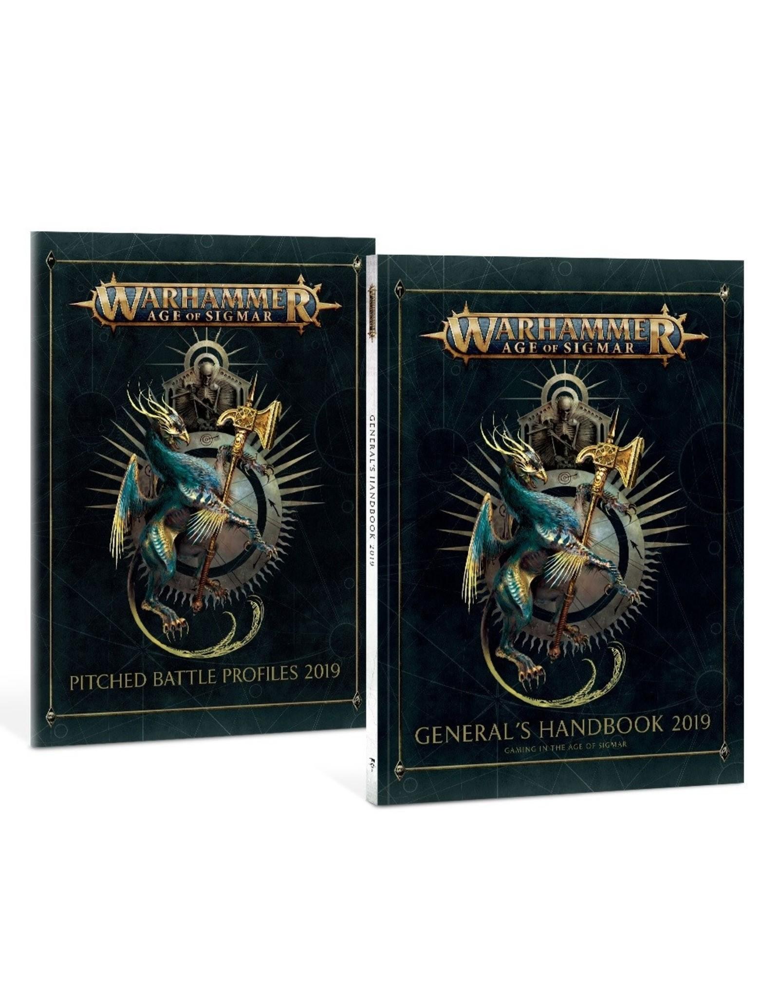 Games Workshop AOS: General's Handbook 2019